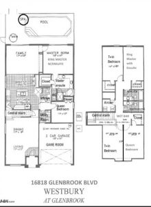 Villa Esquire Floor Plan